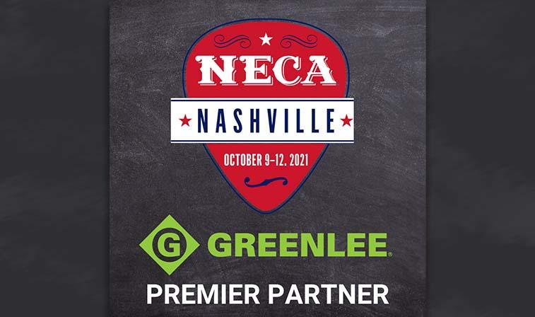 Greenlee at NECA 2021