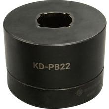 Matrice à poinçon étanche à l'huile à bouton-poussoir - 22,5mm