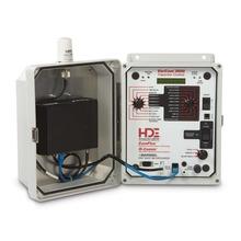 Controles del condensador
