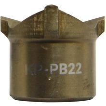 Poinçons à tôle étanches à l'huile à bouton-poussoir - 22,5mm