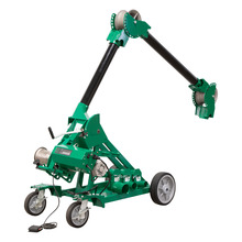 G10 TUGGER™ 10,000 lb Puller with Mobile VersiBoom™